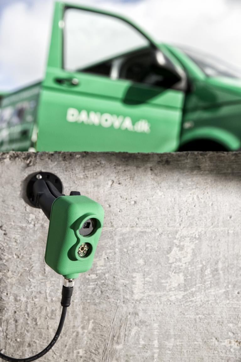 DANOVA - Nyt produkt installeres i Frederikshavn