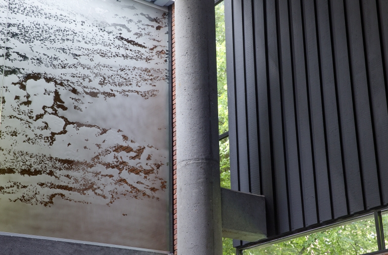 Langenæs kirken i Århus vandt farve prisen